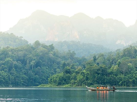 Elephant Hills - Cheow Larn Lake