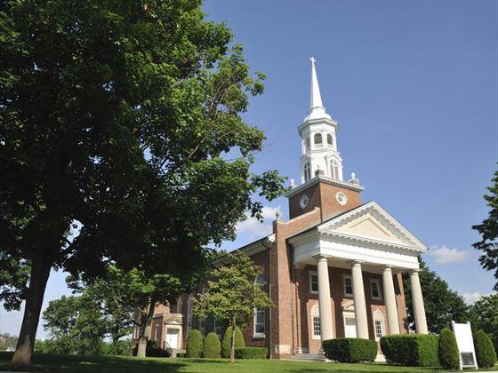 Church in Gettysburg