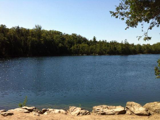 Crawford Lake , Toronto
