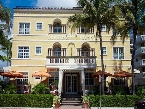 Claridge Hotel Miami