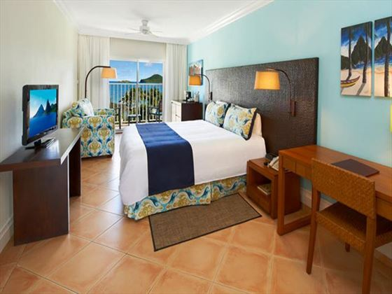 Premium Ocean Harmony Room at Coconut Bay Resort & Spa