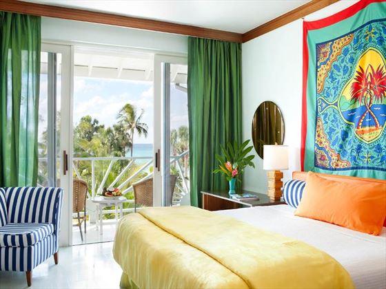 Couples Negril Deluxe Ocean View room