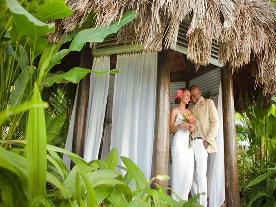 Elegant weddings at Couples Negril