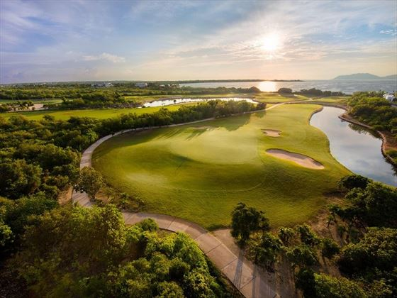 Greg Norman Signature Design Championship Golf Course
