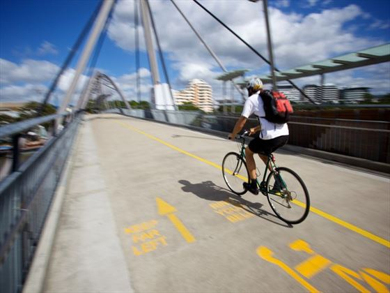 Cycling in Brisbane