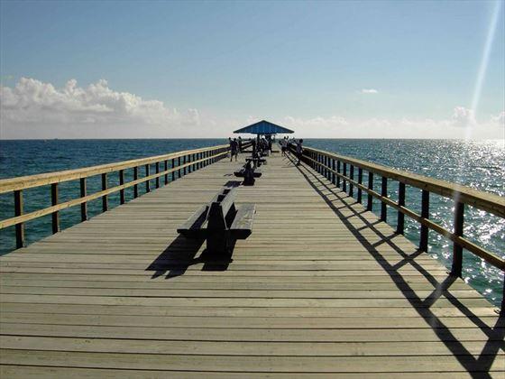 Dania Pier, Fort Lauderdale