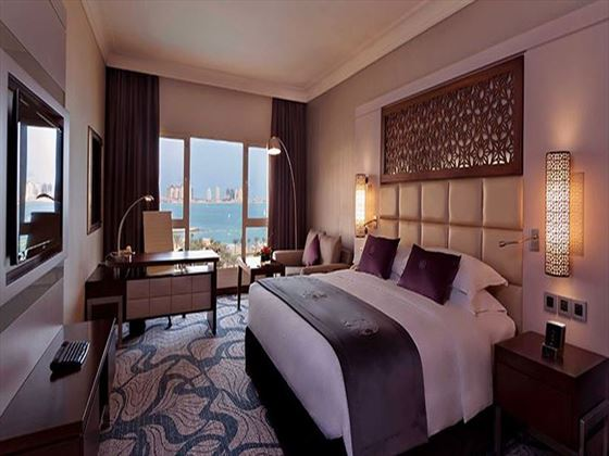 Deluxe room at Intercontinental