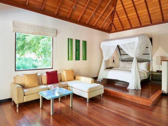 Hilton Seychelles Labriz Resort & Spa Deluxe Beachfront Pool Villa