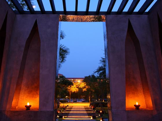 Devarana spa at Dusit Thani Hua Hin
