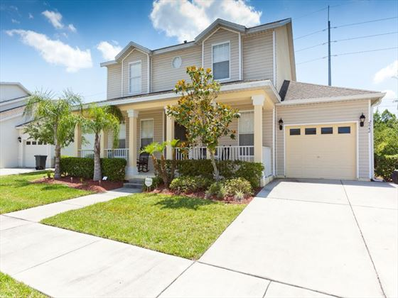 Disney Area Executive Plus Homes Villa Front