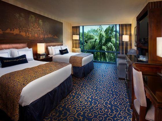 Disneyland Hotel Standard View