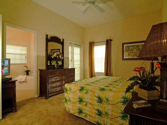 Double Room at Caribe Cove Resort