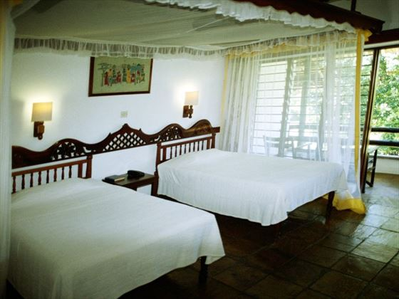 Double room at Papillon Lagoon Reef