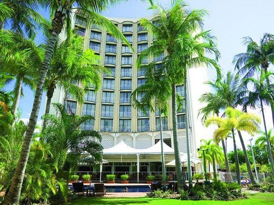 DoubleTree by Hilton Esplanade Darwin Exterior