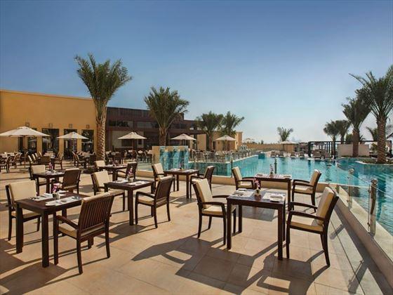 Al Marjan Restaurant terrace