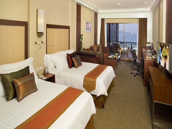 Dusit Thani Pattaya Grand Room