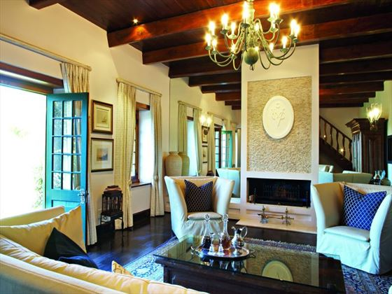 Dutch East India Lounge at The Steenberg Hotel