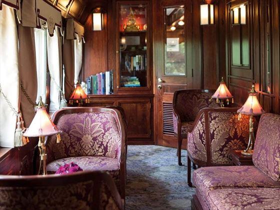Eastern & Oriental Express Saloon Car