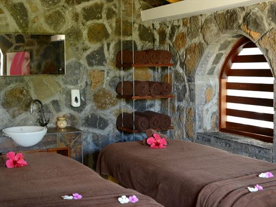 Attitude Spa double treatment room