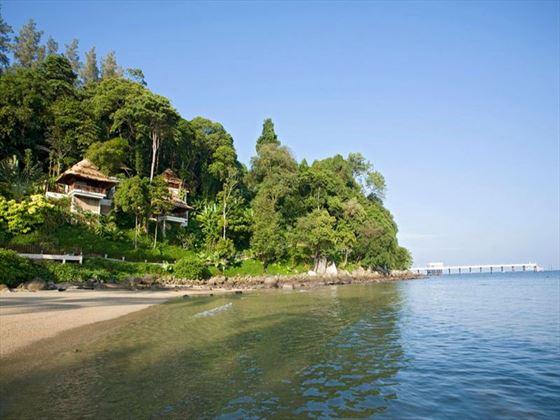 Exterior view of Amari Phuket