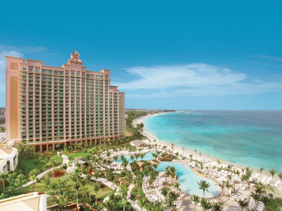Exterior view of Atlantis The Reefs
