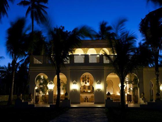 Exterior view of Baraza Resort & Spa