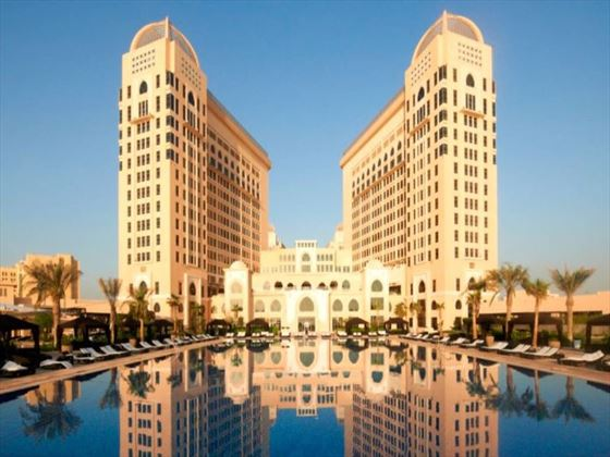 Exterior view of St Regis Doha