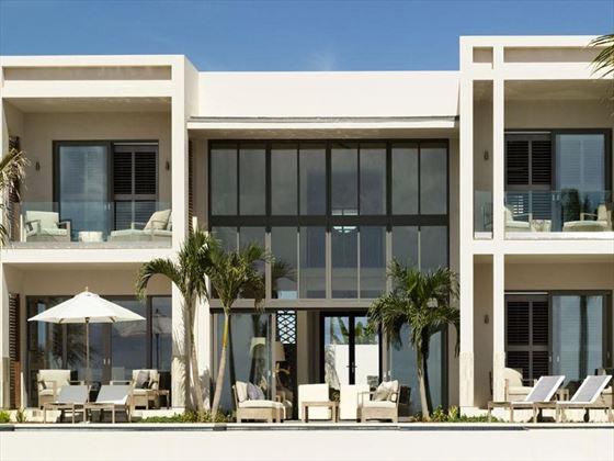 Exterior villa view at Viceroy Anguilla