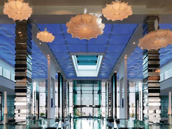 Fairmont Bab Al Bahar lobby