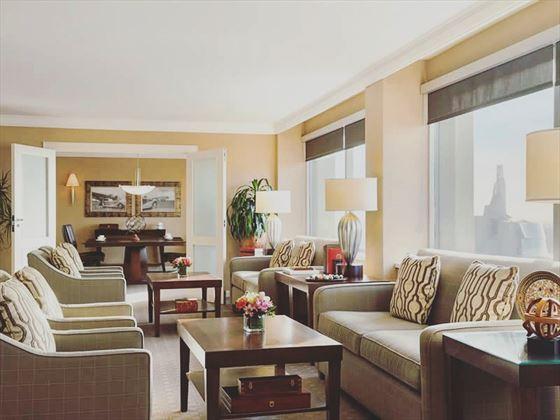 Fairmont Winnipeg Gold Lounge