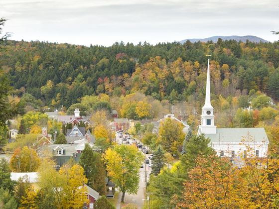 Stowe's fall colours