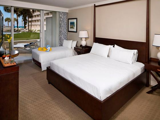 Family Suite at Melia Nassau Beach