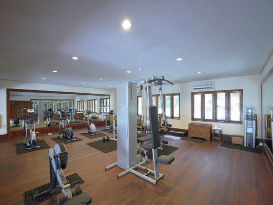 Filitheyo Island Resort gym