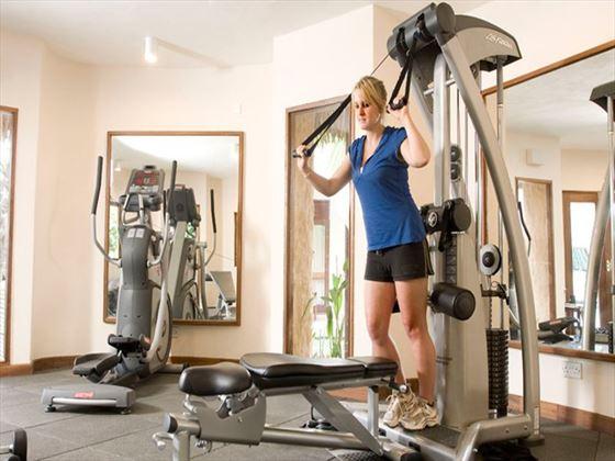 Fitness room at Pinewood Village