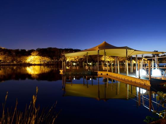 Riviera, the floating restaurant for your ceremony & reception