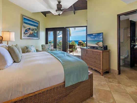 Frangipani hotel room