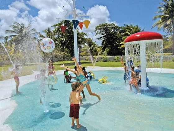 Fun for the kids at Coconut Bay Beach Resort & Spa