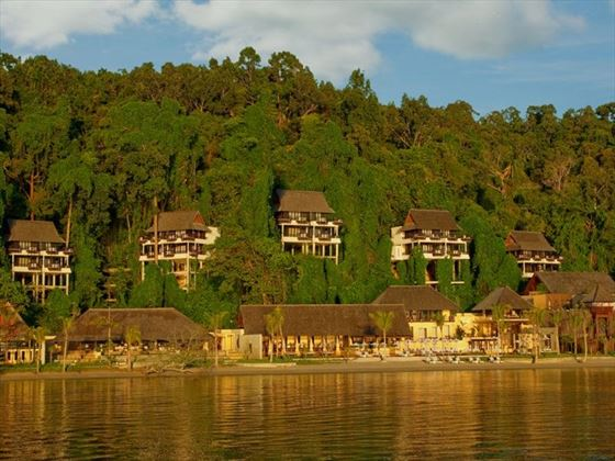 Gaya Island Resort exterior