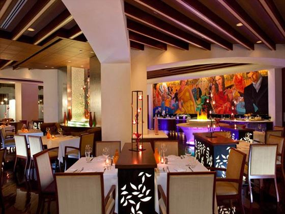 Giorgio's Italian Restaurant at Royal Orchid Sheraton