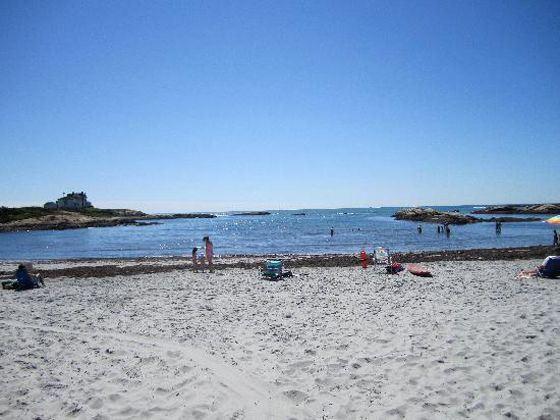 Gooseberry Beach, Newport, Rhode Island