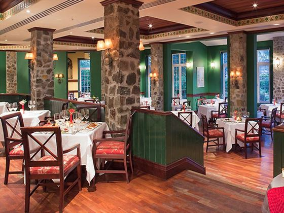 Gordon's restaurant at Sandals Grande St Lucian Spa & Beach Resort