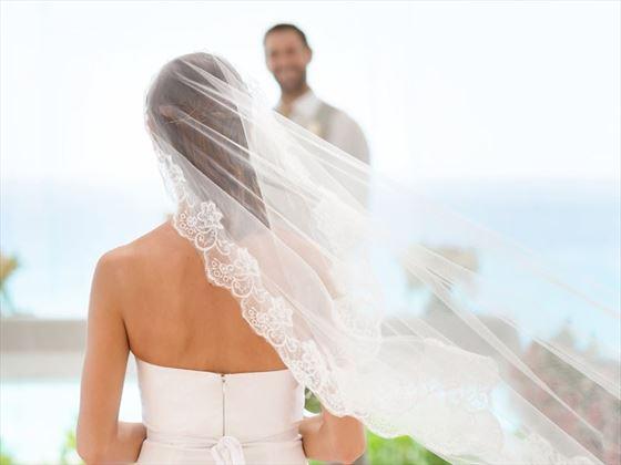 Wedded bliss, Gran Caribe Resort & Spa