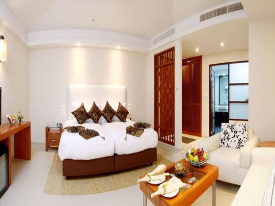 Grand Deluxe Jacuzzi Room at KC Resort