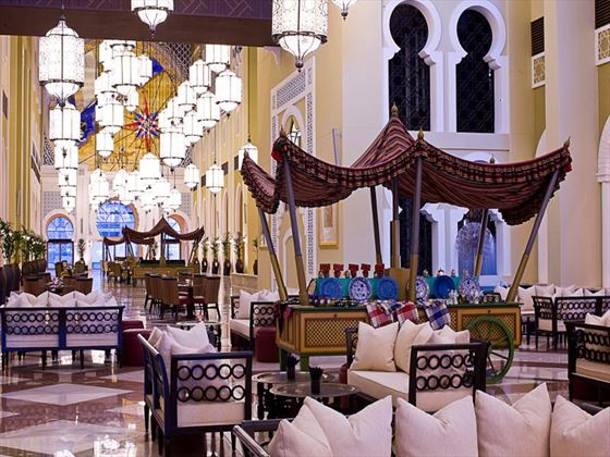 Grand Hall at Movenpick IBN Battuta Gate