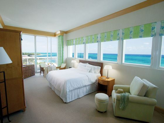 Grand Lucayan Presidential bedroom
