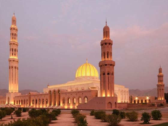 Grand Mosque in Musat