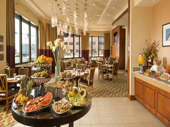 Hilton Garden Inn Great American Grill