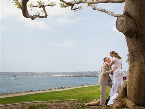 Harbor Island wedding