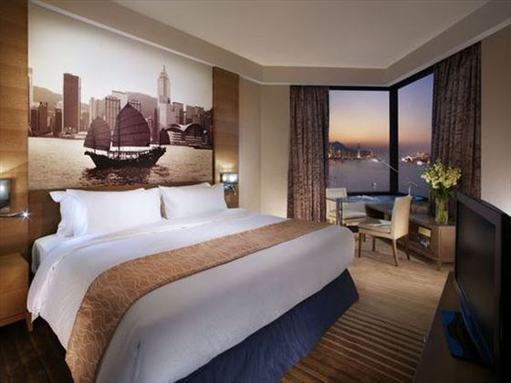Harbour Grand Hong Kong Grand Deluxe Room