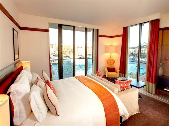 Harbour View room at One&Only Cape Town